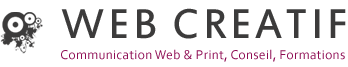 Logo agence Web Créatif