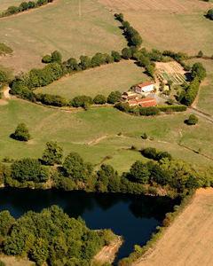Paysage Vendéen du Bocage